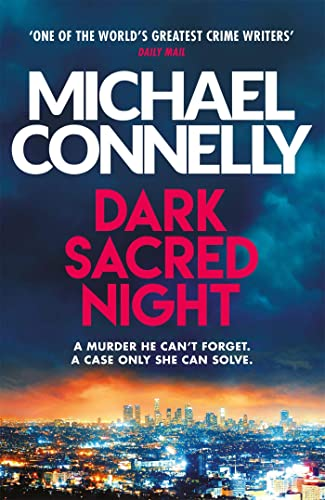 9781409182740: Dark Sacred Night: A Ballard and Bosch Thriller