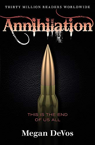 9781409183907: Annihilation: Book 4 in the Anarchy series