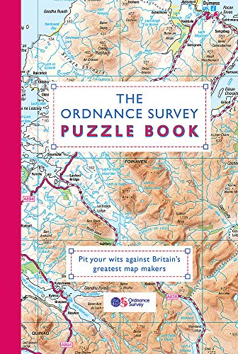 9781409184676: The Ordnance Survey Puzzle Book: Pit your wits against Britain's greatest map makers from your own home (Puzzle Books)