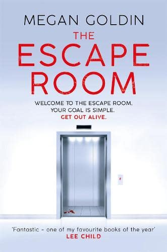 9781409189251: The Escape Room: 'One of my favourite books of the year' LEE CHILD