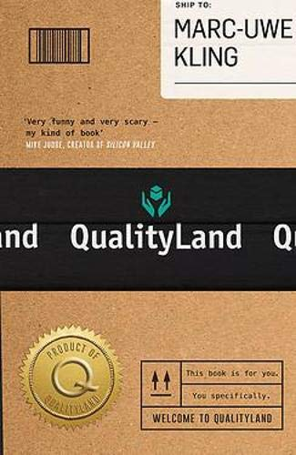 9781409191131: Qualityland: Visit Tomorrow, Today!