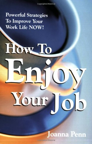 9781409203766: How to Enjoy Your Job