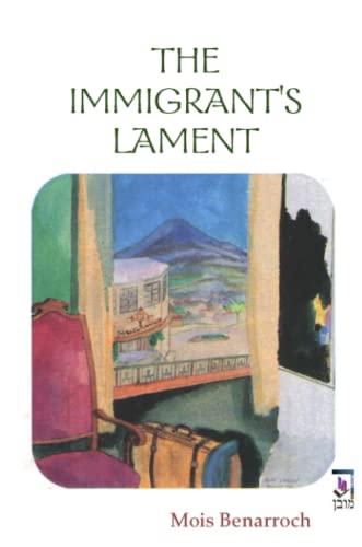 9781409218166: The Immigrant's Lament Hebrew / English Bilingual Edition (Hebrew Edition)