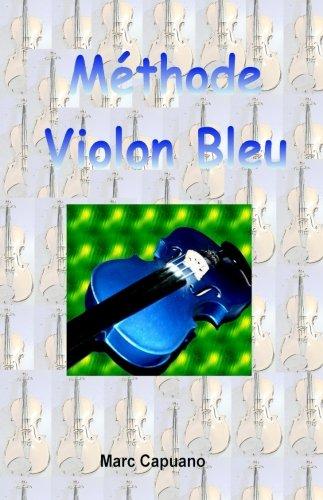 9781409221104: M�thode violon bleu