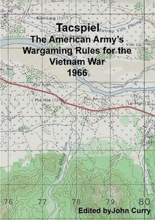 9781409222286: Tacspiel - The American Army's Wargaming Rules for Vietnam