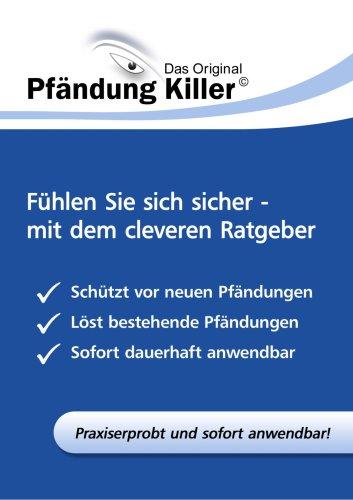 9781409226390: Pfändungkiller - der clevere Ratgeber (German Edition)