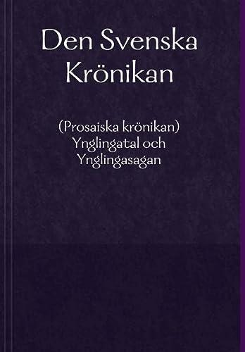 Den Svenska Kronikan: red Lars Ulwencreutz