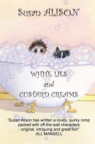 9781409237815: White Lies And Custard Creams