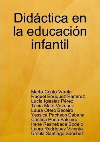 9781409250630: Didactica En La Educacion Infantil (Spanish Edition)