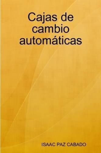9781409251262: Cajas De Cambio Automaticas