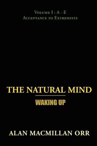 9781409255390: The Natural Mind - Waking Up: Volume I
