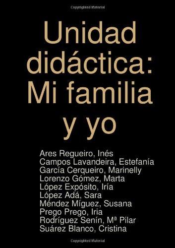 9781409256496: Unidad didáctica: Mi familia y yo (Spanish Edition)