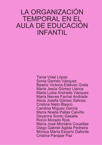 9781409256809: LA ORGANIZACIÓN TEMPORAL EN EL AULA DE EDUCACIÓN INFANTIL