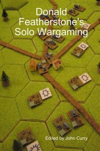 9781409260110: Donald Featherstone's Solo Wargaming
