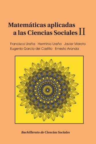 9781409266655: Matematicas Aplicadas a Las Ciencias Sociales II