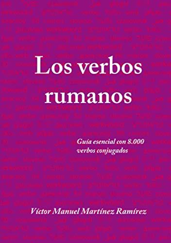 9781409268529: Los verbos rumanos (Spanish Edition)