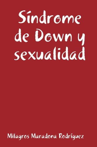 9781409269281: S?ndrome de Down y sexualidad (Spanish Edition)
