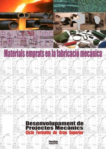 9781409273684: Materials emprats en la fabricació mecànica (Spanish Edition)