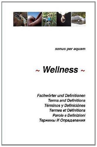 9781409277552: Wellness-Glossar