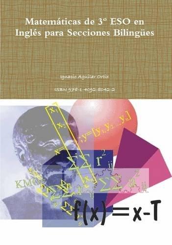 9781409280422: Matematicas De 3 ESO En Ingles Para Secciones Bilingues