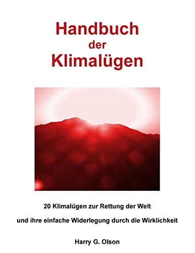 9781409281290: Handbuch der Klimalugen (German Edition)
