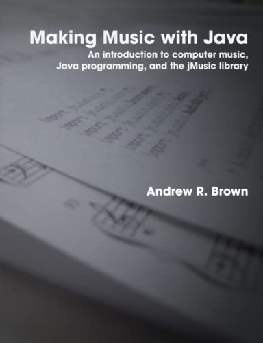 9781409281337: Making Music with Java