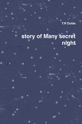 9781409285816: story of Many secret night