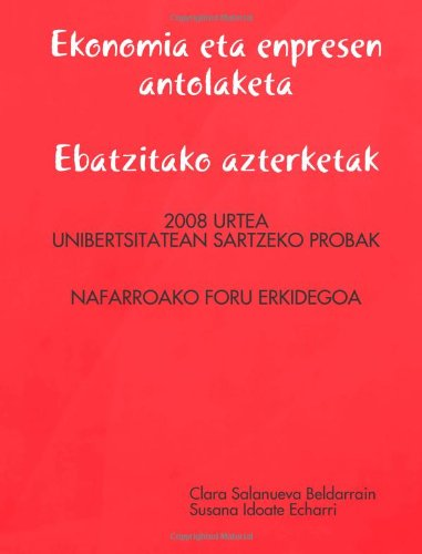 9781409286127: Euskera 2008 (Basque Edition)