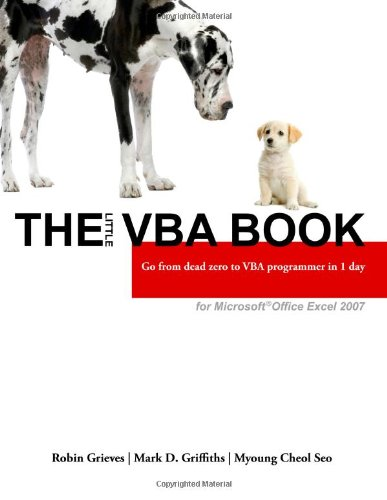9781409287858: The Little VBA Book