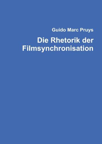 9781409296133: Die Rhetorik der Filmsynchronisation (German Edition)