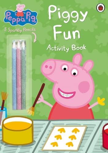 9781409300120: peppa pig: piggy fun activity book