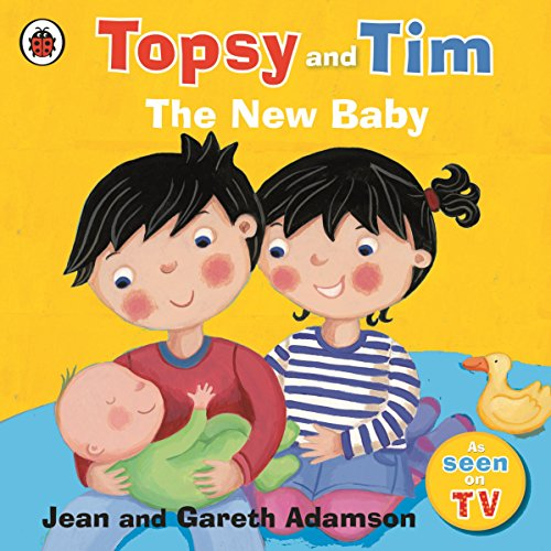 9781409300564: Topsy And Tim The New Baby