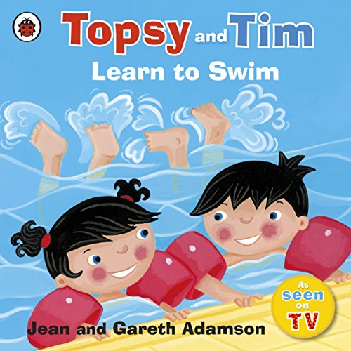 9781409300601: Topsy And Tim Learn To Swim (Topsy & Tim)