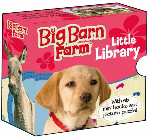 9781409300748: big barn farm: little library