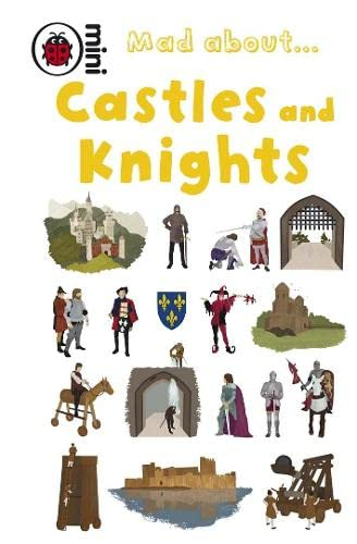 9781409301103: Mad About Castles and Knights