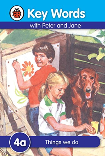 9781409301165: Key Words with Peter and Jane #4 Things We Do a Series