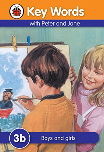 9781409301189: Key Words with Peter and Jane 3 Boys and Girls Series B