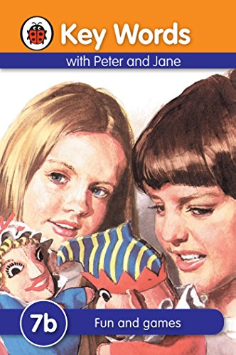 9781409301271: Key Words with Peter and Jane #7 Fun and Games Series B