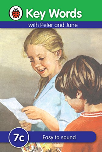 Key Words with Peter and Jane #7 Easy To Sound Series C: Ladybird
