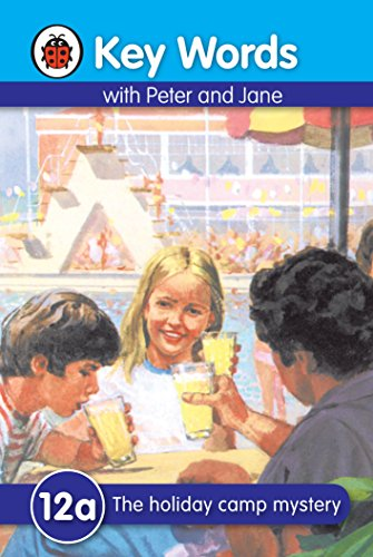 9781409301400: Key Words with Peter and Jane #12 the Holiday Camp Mystery Ser A