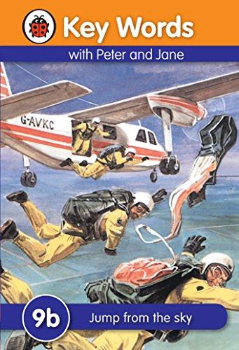 Key Words: 9b Jump from the sky: Ladybird; Murray, W.