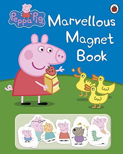 9781409301769: Peppa Pig: Marvellous Magnet Book