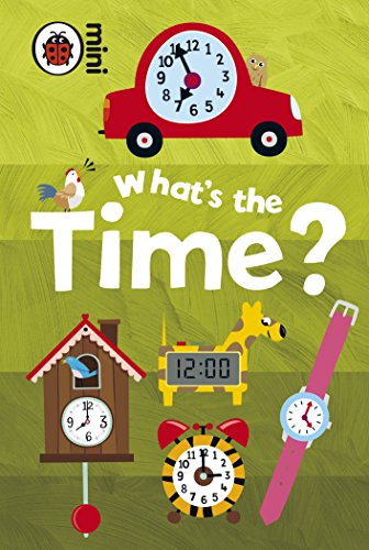 9781409301776: Early Learning: What's the Time?