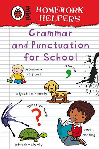 9781409302254: Ladybird Homework Helpers: Grammar and Punctuation for School