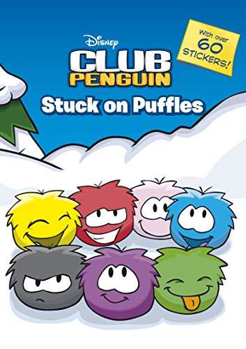 9781409302681: Club Penguin: Stuck on Puffles