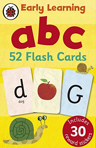 9781409302742: Early Learning Abc 52 Flash Cards