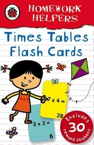 9781409302803: Early Learning Times Tables Flashcards: Homework Helpers