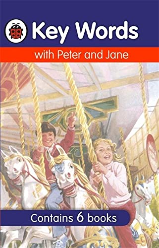 9781409302834: Key Words With Peter And Jane Box Set