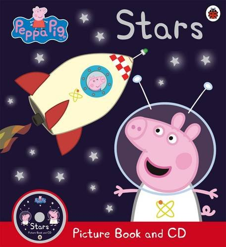 9781409302865: Peppa Pig: Stars! Picture Book and CD