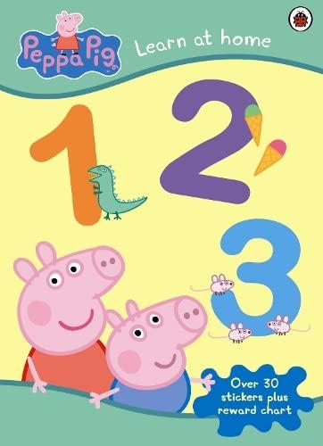 9781409303190: Peppa Pig 123